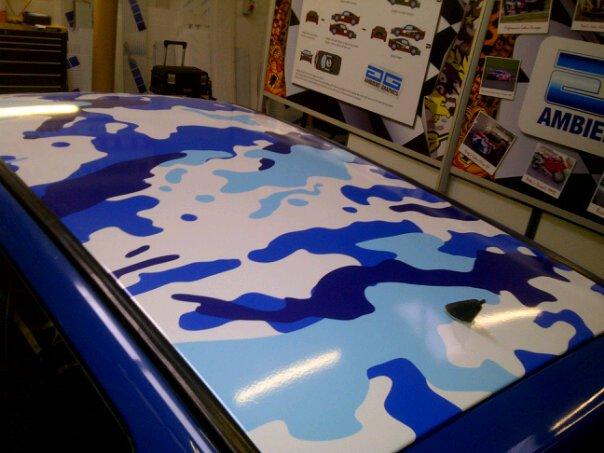 camo blue polo 19908811