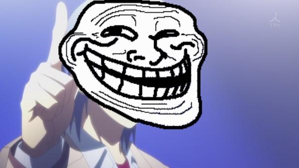 My anime circle of CBFF friends. Troll10