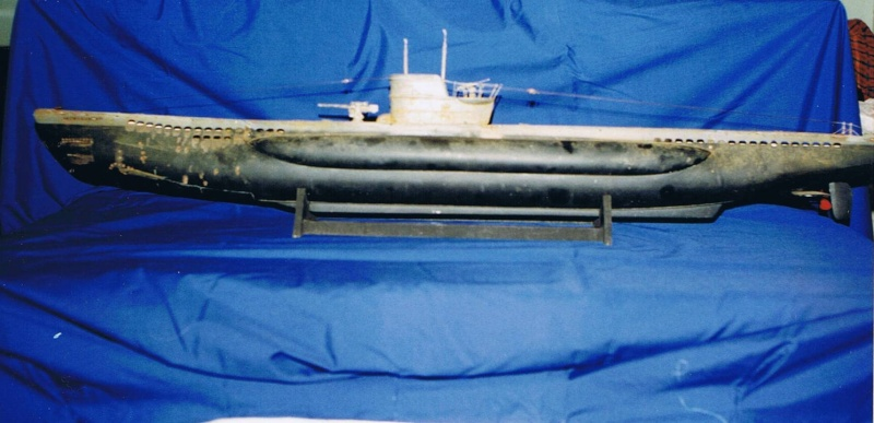Subs built by AMS members Ccf09110