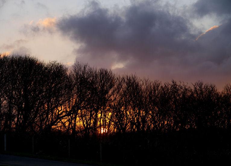 Ce matin en Normandie Lever012