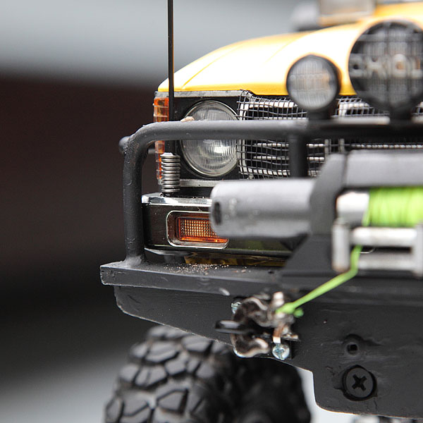 My Rig_SCX10 Honcho Chassis build Truck_17