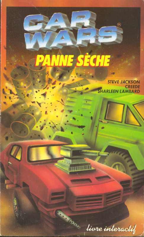 Car Wars - 2 - Panne Sèche Carwar11