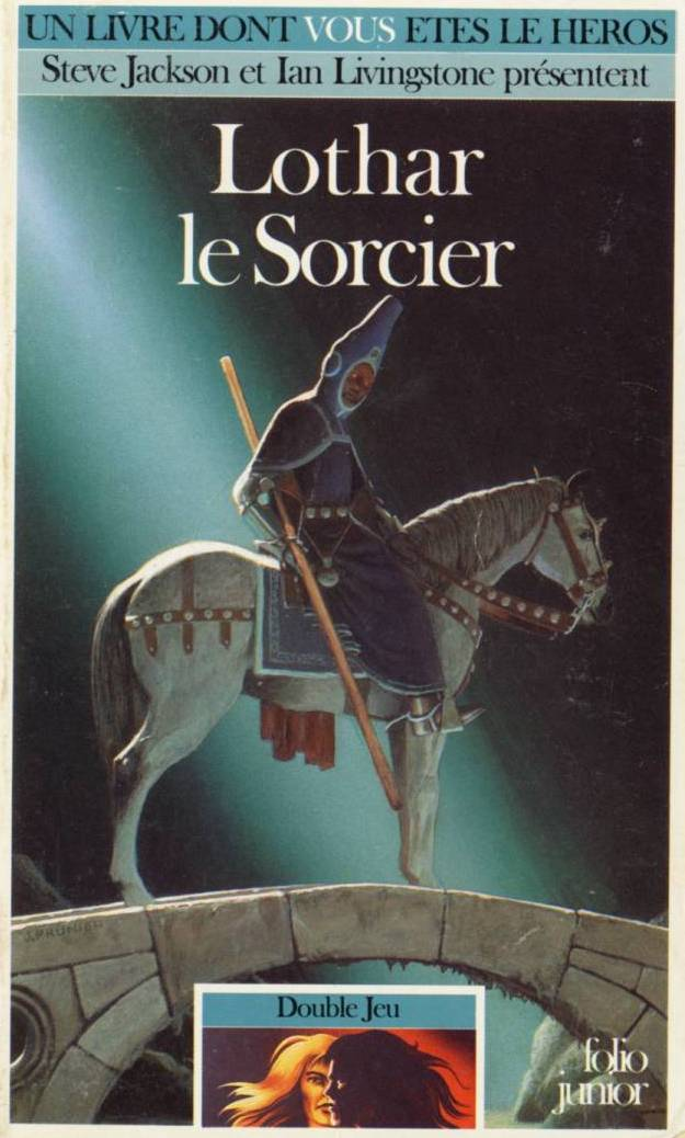 Double Jeu - 5 - Lothar le Sorcier Double10