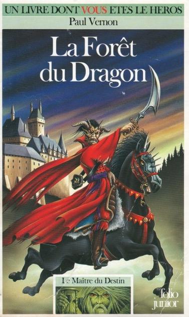 Le Maître du Destin - 1 - La Forêt du Dragon M840-l10
