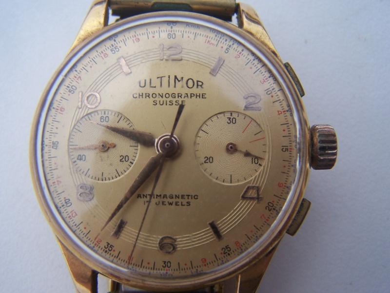 Ultimor - Chronographe suisse - Des infos? 100_3711