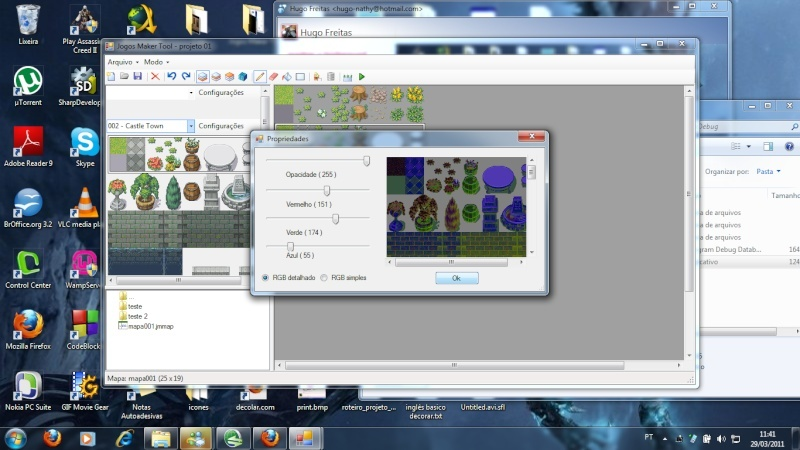 [Engine Brasileira] Jogos Maker Tool. Screen12