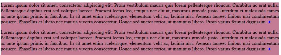 CSS - sélecteurs, pseudo-classes et pseudo-éléments After10
