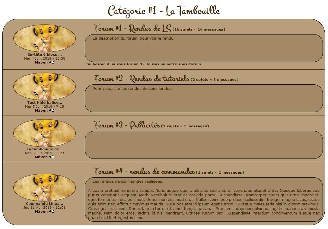 [Toutes versions]Catégories arrondies - style disney Catzog13