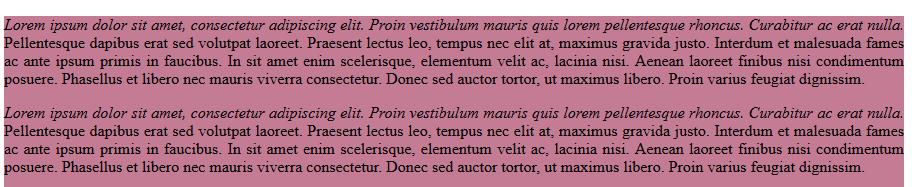 CSS - sélecteurs, pseudo-classes et pseudo-éléments First_12