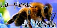 La Plume De L'Abeille - Portail Logo_b10