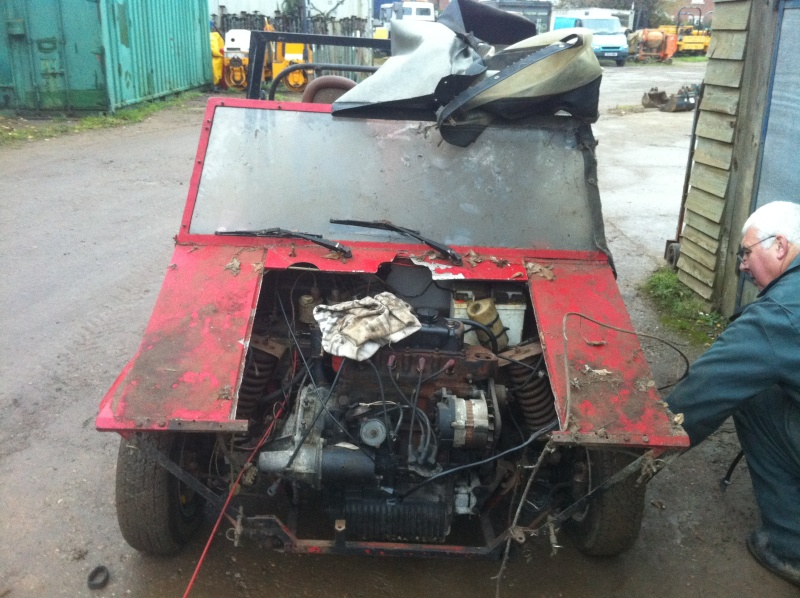 My First Scamp to be rebuilt. Img_0415