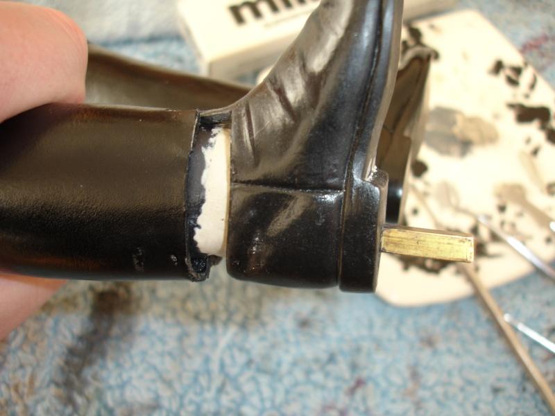 réparation d'une PF han-solo de chez sidehow. Dsc00943