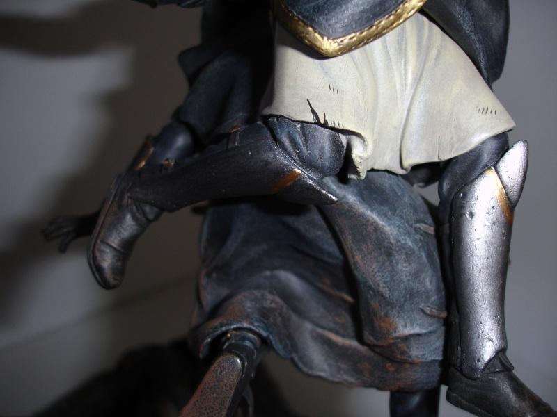 CUSTOM d'un diorama , Sauron VS the numenorean army  de chez sideshow. Dsc01234
