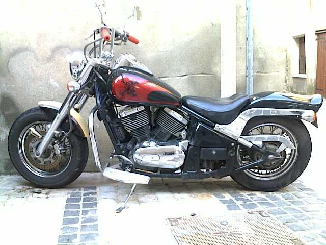 800 VN - la moto de notre ami Poulpe ! - Page 2 23102010