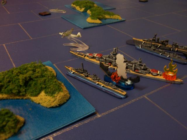 WWII Axis & Allies War at Sea 100_2410