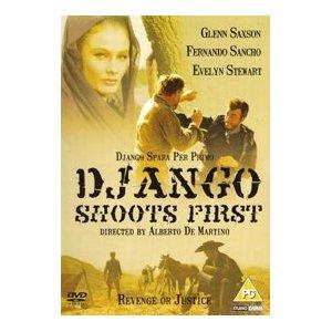Django tire le premier - Django spara per primo - Alberto De Martino - 1966 41xukm10