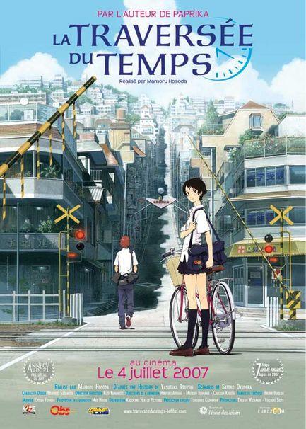 La traversée du temps (Toki wo kakeru shôjo) - 2007 - Mamoru Hosoda La_tra11