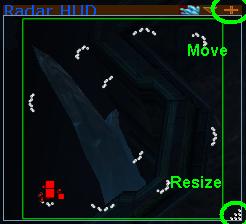 Sc2ProBot 1.2.7 radarHUD [[How to adjust minimap]] Tut210