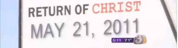 Des chrétiens évangélistes annoncent la Fin du Monde pour le 21 mai 2011 ! 21may_12