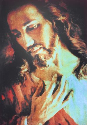 Jésus-Christ qui sourit, (dessins) Jesus_10