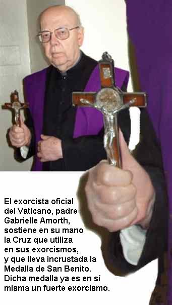 La Doctrine de l'exorcisme. Sa confusion dans l'Église ! Padre-10