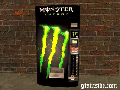 |REL| Distributeur Monster Energy 12823810