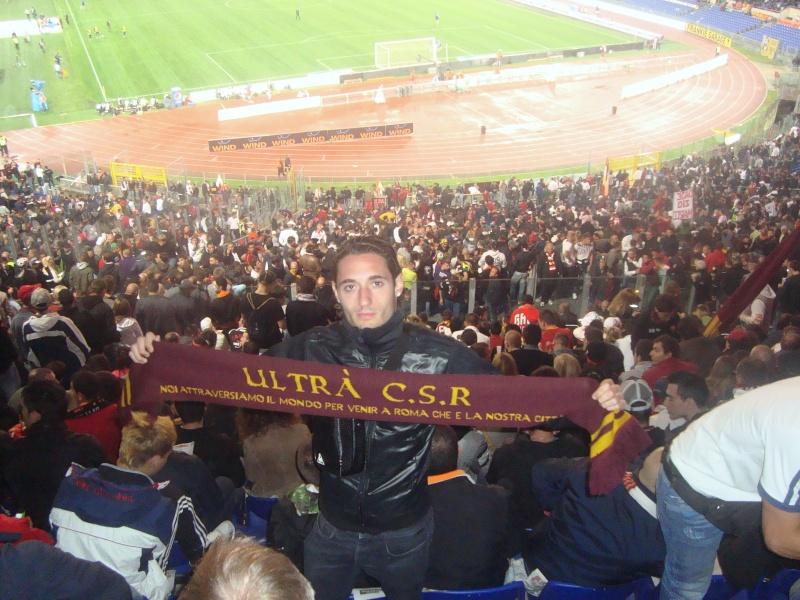 Photos : Echarpe C'è Solo la Roma Olimpi13