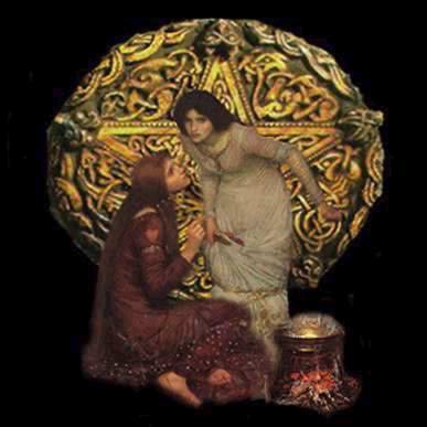 *Mitologia Celta* Mulher11