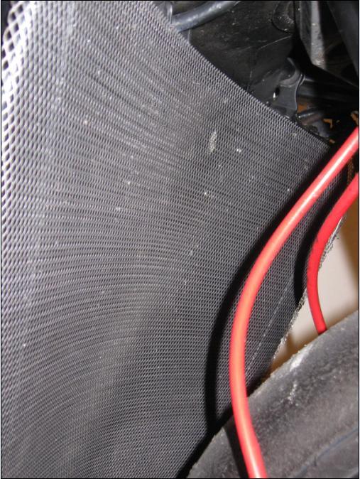 grille de protection radiateur R&G Radiat10