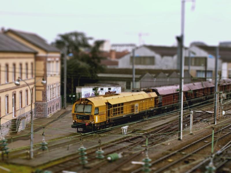mon petit train en gare  de rennes Miniat10