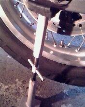 Démontage roue arrière 32183i10