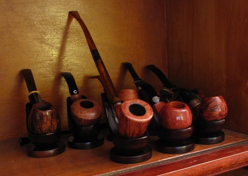 "My tobacco cellar and non-smoking ""smoking room"" Cellar14"