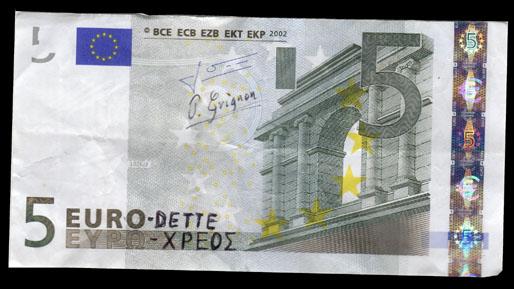 Résistance sur les billets de banque 5_euro10