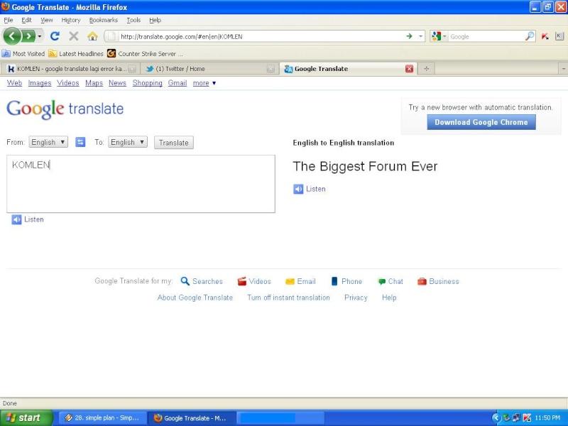 google translate lagi error kayaknya Komlen10
