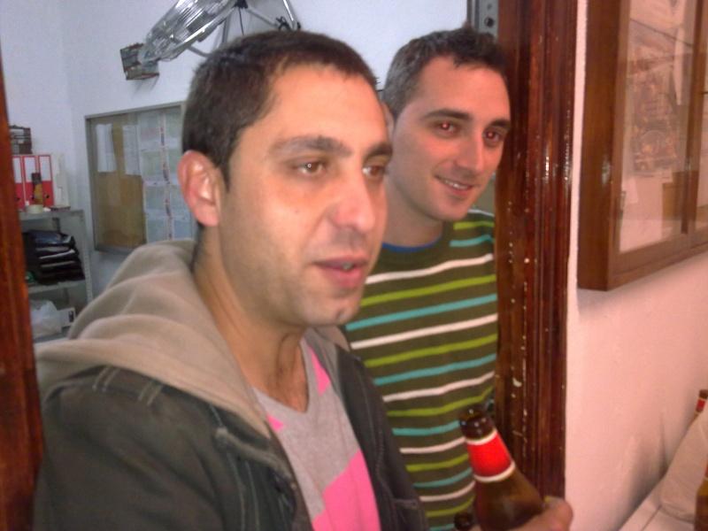 FOTOS COPITA Y COMILONA NAVIDAD 28122015