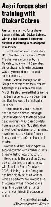 Armée Azeri / Azerbaijani Armed Forces / Azərbaycan Silahlı Qüvvələri - Page 2 111