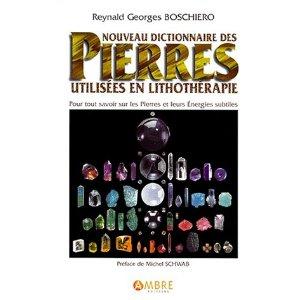 NOUVEAU DICTIONNAIRE DES PIERRES UTILISEES EN LITHOTHERAPIE 51vgms13