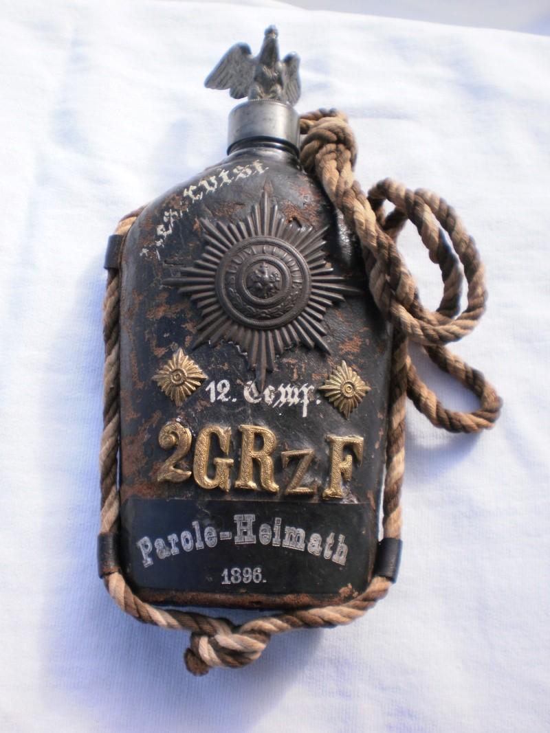 Post sur les objets du réserviste  de  l'empire allemand 02414