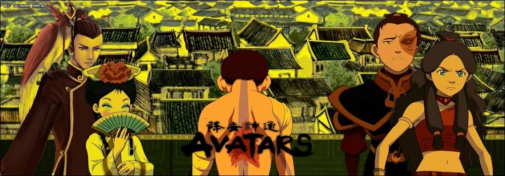 Avatar a lenda de Aang rpg