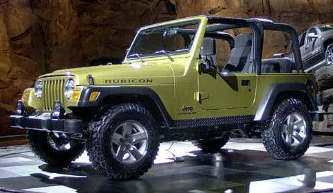 valore tj rubicon Jeep_r10