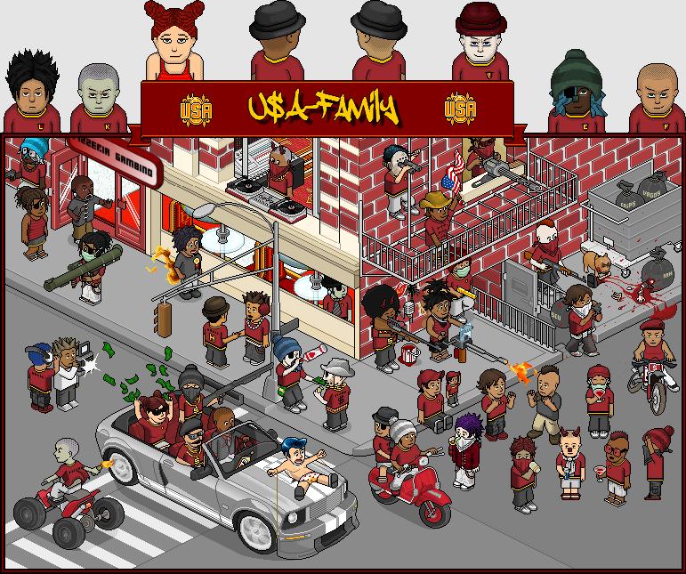 U$A-Family : Le Forum