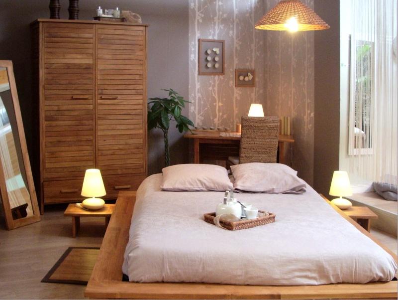 Idée Chambre Adulte Zen