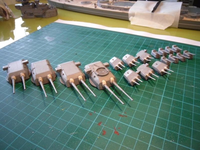 Tirpitz 1/350 Academy - Page 2 Tirpit10