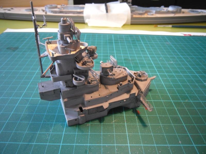 Tirpitz 1/350 Academy - Page 2 Tirpit12