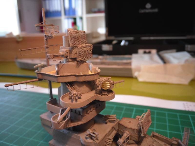 Tirpitz 1/350 Academy - Page 2 Tirpit14