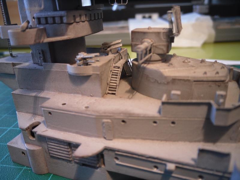 Tirpitz 1/350 Academy - Page 2 Tirpit15