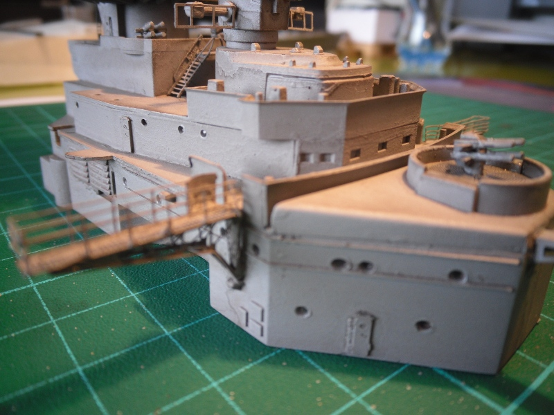 Tirpitz 1/350 Academy - Page 2 Tirpit17