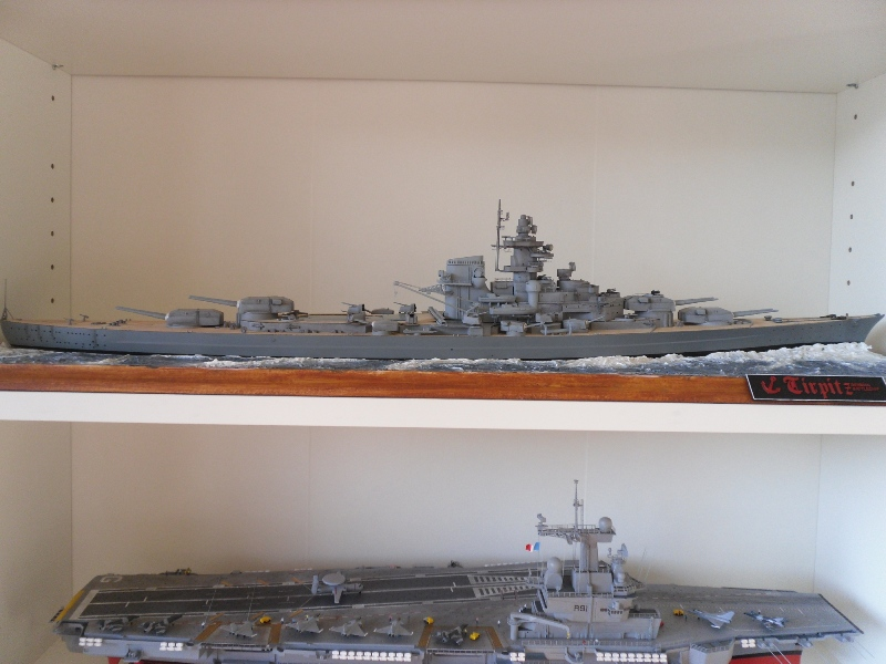 Tirpitz 1/350 Academy - Page 2 Tirpit28