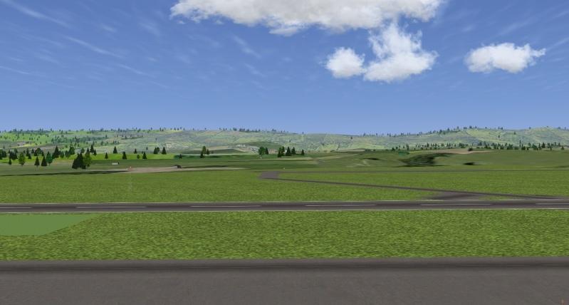 Textures et aspect du terrain. Fgfs-s28