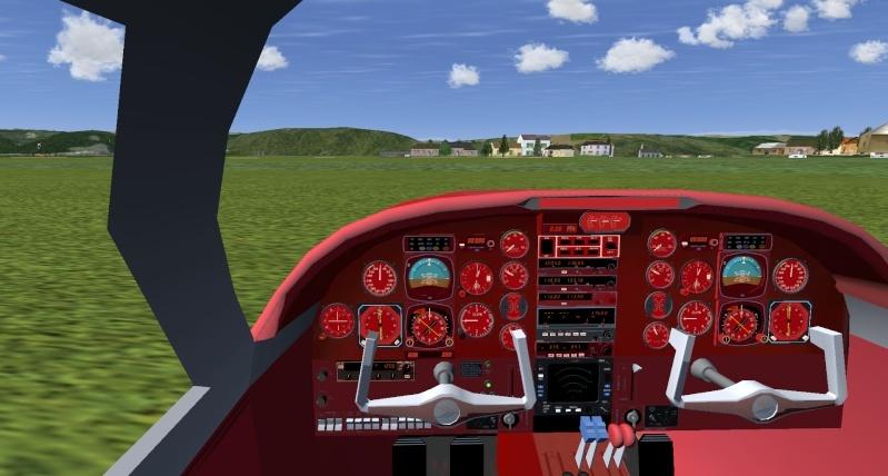 AEROSTAR 700 Fgfs-s83